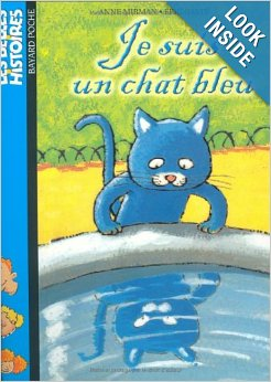 I Am a Blue Cat (Chinese Edition)