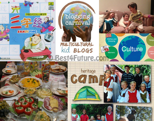 MKB September carnival:  learning about culture & multilingualism