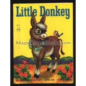 The Little Donkey