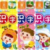 LiWay 3 Talking Books: 600 Chinese Characters for Preschoolers (Mandarin/English)